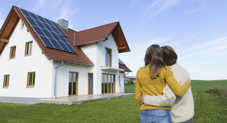 solar panel finance