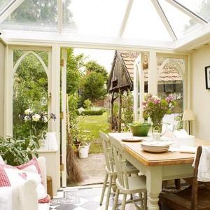 breakfast room conservatory