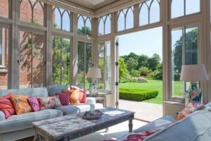 garden room conservatory